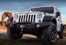 Jeep Wrangler Unlimited 2.8L CRD Sport