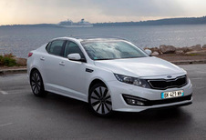 KIA Optima 1.7 CRDi 136 Executive (2012)