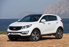 KIA Sportage 5p Uptown 1.6 2WD (2014)