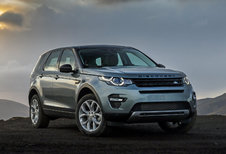 Land Rover Discovery Sport 5p 2.0 Si4 177kW Pure Urban Series 4WD Auto (2016)
