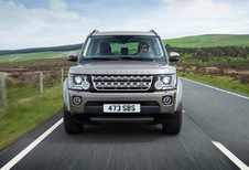 Land Rover Discovery 5p 3.0 TdV6 Commandshift Lounge Edition