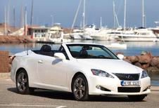 Lexus IS Cabrio IS 250C