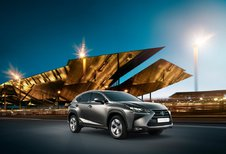 Lexus NX NX 300h Executive Line FWD (2015)