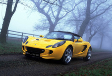Lotus Elise Coupé Elise Club Racer (2000)