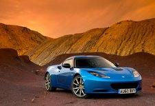 Lotus Evora 3.5 V6 2+2 S Sports Racer (2015)
