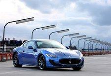 Maserati GranTurismo 4.7 Centennial Edition