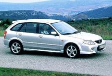Mazda 323 5d 2.0 IDi Si (1998)