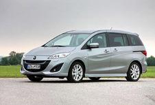 Mazda Mazda5 1.6 CDVi Sport