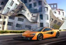 McLaren 570S 3.8 V8 (2016)