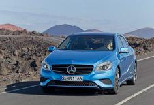 Mercedes-Benz Classe A 5p A 220 CDI 4MATIC