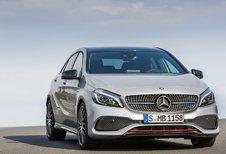 Mercedes-Benz A-Klasse 5d A 160 AMG Line