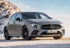 Mercedes-Benz A-Klasse 5d A 180 d Business Solution (2019)