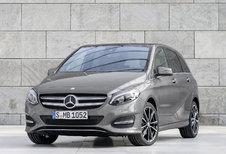 Mercedes-Benz B-Klasse B 180 d Urban (2017)