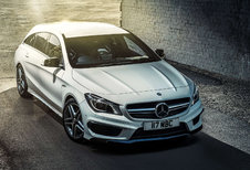 Mercedes-Benz Classe CLA Shooting Brake