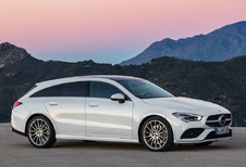 Mercedes-Benz Classe CLA Shooting Brake