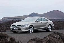 Mercedes-Benz CLS Klasse Berline 350 CDI BlueEFFICIENCY (2010)