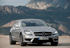 Mercedes-Benz CLS Klasse Break