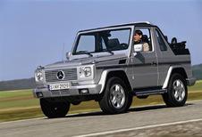 Mercedes-Benz Classe G 2p