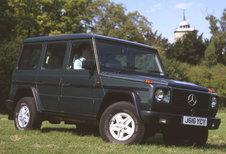 Mercedes-Benz G-Klasse 5d