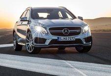 Mercedes-Benz GLA-Klasse GLA 200 CDI Edition 1 (2015)