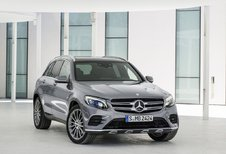 Mercedes-Benz GLC-Klasse GLC 250 4MATIC Launch Edition 1 (2016)