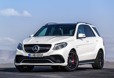 Mercedes-Benz Classe GLE GLE 500 e 4MATIC AMG Line