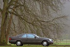 Mercedes-Benz Klasse S Coupé
