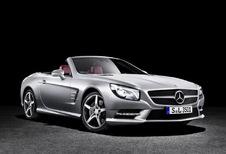 Mercedes-Benz Classe SL Roadster SL 500 BlueEFFICIENCY Edition 1
