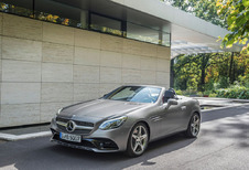 Mercedes-Benz SLC-Klasse Roadster SLC 200