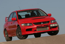 Mitsubishi Lancer Evolution 2.0 T Intense (2006)