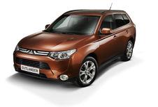 Mitsubishi Outlander 2.2 DI-D 4WD Instyle (2012)