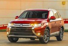 Mitsubishi Outlander 2.0L PHEV 4WD 5pl. Safety Pack (2015)