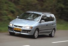 Mitsubishi Space Star Wagon 1.9 DI-D Family (1998)