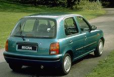 Nissan Micra 5d
