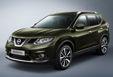 Nissan X-TRAIL 1.6 dCi Tekna All-Mode 4x4-i (2015)