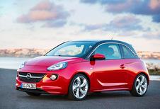 Opel Adam 1.4 ecoFLEX Slam (2012)