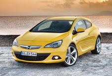 Opel Astra 3p