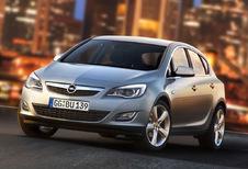 Opel Astra 5p 1.7 CDTI 110 Cosmo (2009)