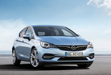 Opel Astra 5d 1.2 Turbo 107kW S/S Edition