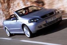 Opel Astra Cabriolet 1.6 Bertone Edition (2001)