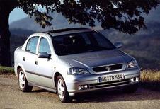 Opel Astra Sports Sedan