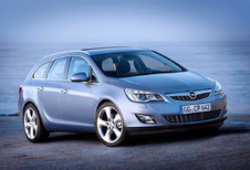 Opel Astra Sports Tourer 1.3 CDTI ecoFLEX Cosmo (2010)