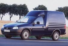 Opel Combo 3p 1.4 Tour (1995)