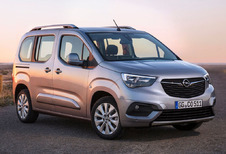 Opel Combo Life 4p