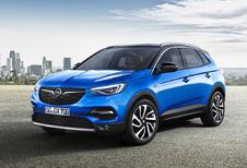 Opel Grandland X 1.2 Turbo ECOTEC S/S MT6 Comfort (2018)