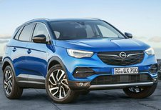 Opel Grandland X 1.2 Turbo S/S AT8 Ultimate (2020)