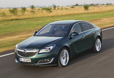 Opel Insignia 5d 2.0 CDTI ecoFLEX 125kW S/S OPC-Line (2016)