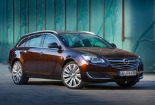 Opel Insignia Sports Tourer 2.0 CDTI ecoFLEX 120kW S/S Edition (2014)