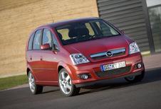 Opel Meriva 1.7 CDTI Cosmo (2003)