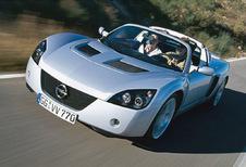 Opel Speedster 2.0 T (2000)